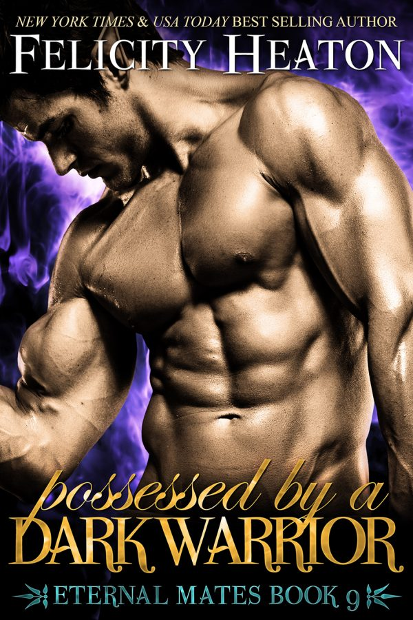 Possessed by a Dark Warrior Book Cover