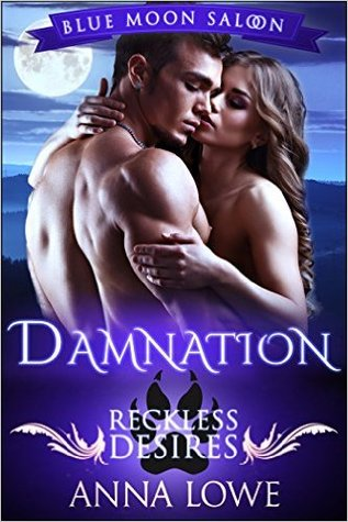 Damnation Book Cover