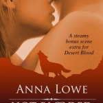 ARC Review: Hot Blooded Desert Nights by Anna Lowe