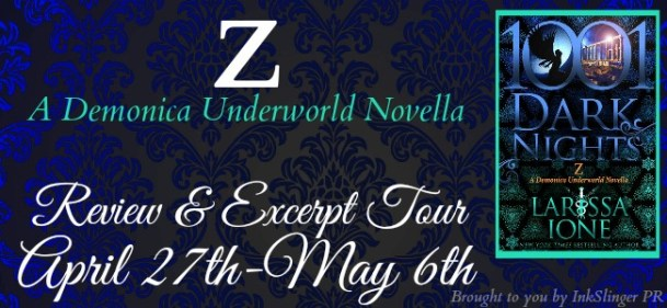 Z- Review & Excerpt Tour banner