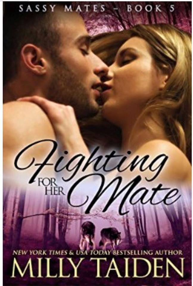 Fighting for her Mate Book Cover
