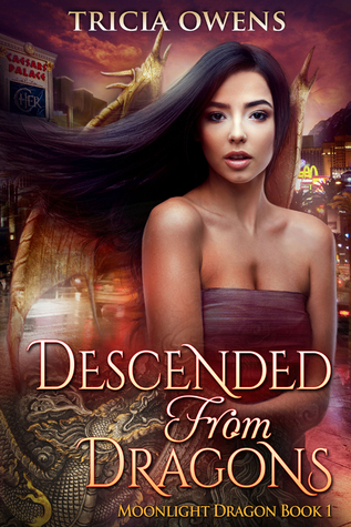 Descended from Dragons Book Cover