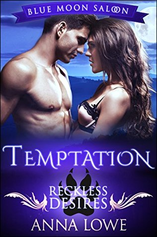 Temptation: Reckless Desires Book Cover
