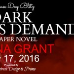 Release Day Blitz: Dark Alpha's Demand by Donna Grant ~ Excerpt