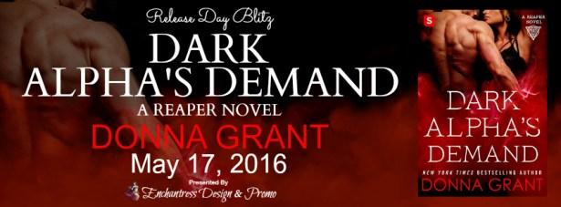 Dark Alpha's Demand Release Day Blitz