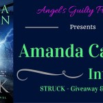 Interview: Amanda Carlson – Struck (Phoebe Meadows #1) ~ Excerpt