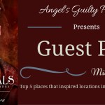 Guest Post: Michelle Madow shares Top 5  {Elementals:The Blood of the Hydra Tour} ~ Giveaway