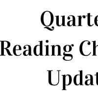 2016 Reading Challenge Updates (Q4) - December
