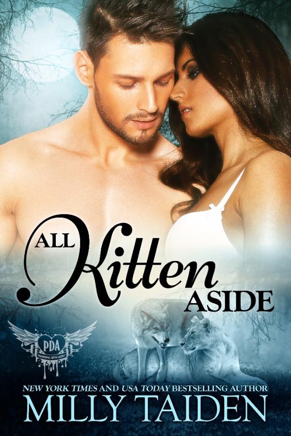 All Kitten Aside Book Cover