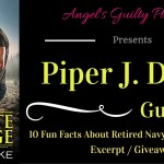 Guest Post: Piper J. Drake (Ultimate Courage Tour) ~ Excerpt/Giveaway