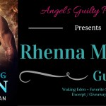 Guest Post: Rhenna Morgan (Waking Eden Tour) ~ Excerpt/Giveaway