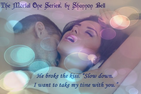 The Mortal One by Shannon Bell Teaser01