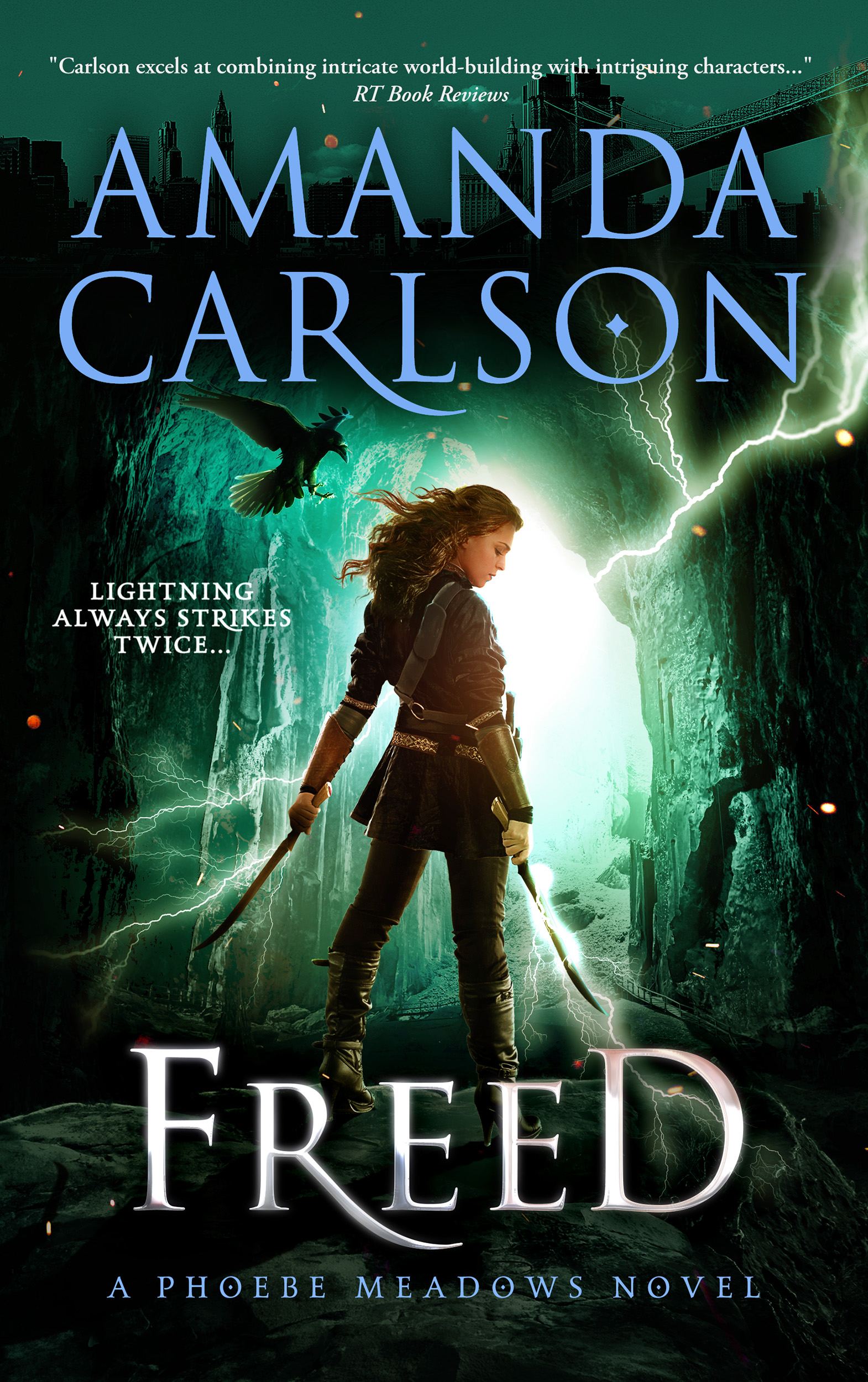 Freed Book Cover