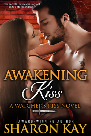 Awakening Kiss Book Cover