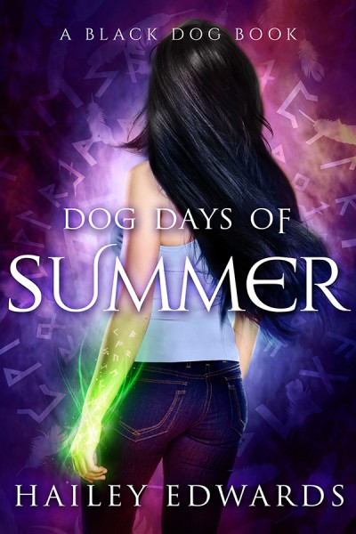Dog Days Of Summer Book Cover