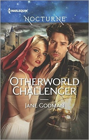 Otherworld Challenger Book Cover