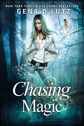 Chasing Magic Book Cover