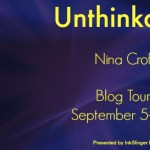 Excerpt Tour: Unthinkable by Nina Croft ~ Giveaway