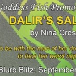 Dalir's Salvation (The Song) by Nina Crespo {Tour} ~ Giveaway/Excerpt