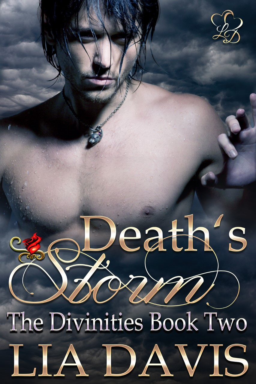 Death's Storm Book Cover