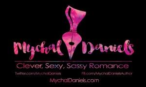 Mychal Daniels Author pic