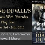 Rendezvous With Yesterday (The Gifted Ones #2) by Dianne Duvall {Tour} ~ Teasers