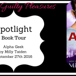 Alpha Geek by Milly Taiden {Tour} ~ Teasers