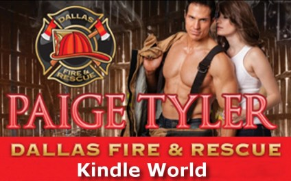 Paige Tyler's Dallas Fire & Rescue Kindle World-banner-1