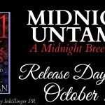 Release Day Launch: Midnight Untamed (Midnight Breed #14.5) by Lara Adrian ~ Excerpt