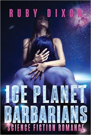 Ice Planet Barbarians Book Cover