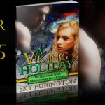 A Viking Holiday (The MacLomain Series: Viking Ancestors' Kin) by Sky Purington {Tour} ~ Giveaway/Excerpt