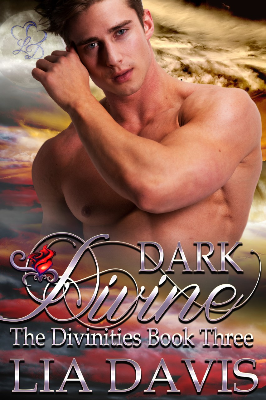 Dark Divine Book Cover