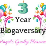 Celebrating 3 Year Blogaversary