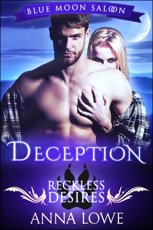 Deception Book Cover