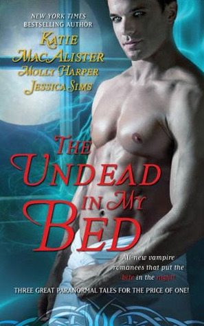 The Undead In My Bed Book Cover