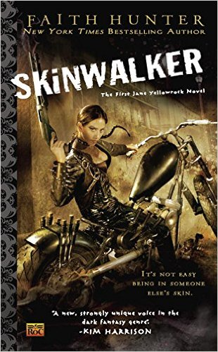 Skinwalker Book Cover