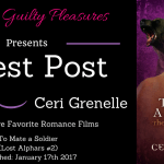 Guest Post: Ceri Grenelle (To Mate a Soldier)