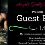 Guest Post: Lia Davis (Divine Awakening) ~ Giveaway/Excerpt