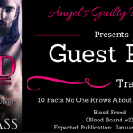 Guest Post: Traci Douglass (Blood Freed) ~ Excerpt
