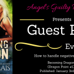 Guest Post: Eve Langlais (Becoming Dragon) ~ Excerpt