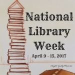 Welcome To My Library #NationalLibraryWeek