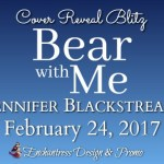 Cover Reveal: Bear With Me (Blood Realm, #4) by Jennifer Blackstream ~ Excerpt