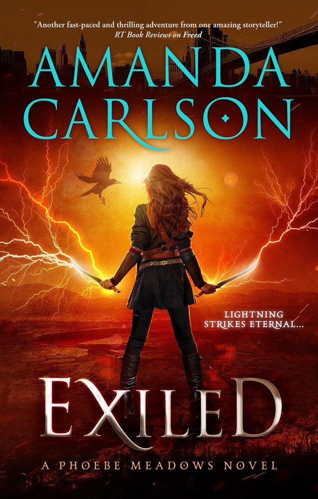 Exiled Book Cover