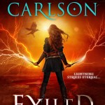 ARC Review: Exiled (Phoebe Meadows #3) by Amanda Carlson