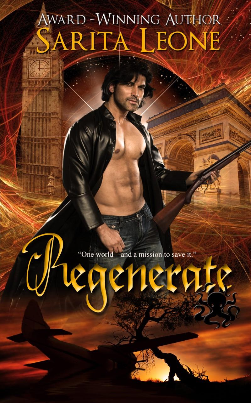 Regenerate Book Cover