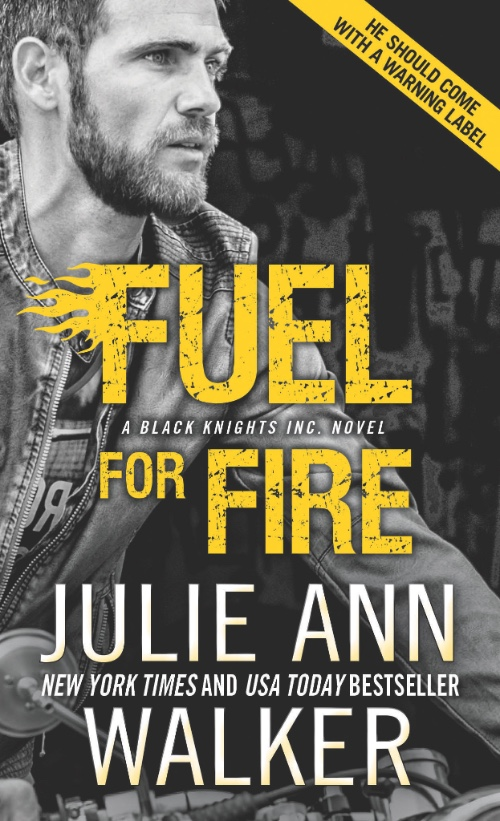 Fuel for Fire Book Cover