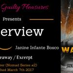 Interview: Janine Infante Bosco (Wanderer) ~ Giveaway/Excerpt