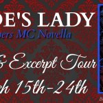 ARC Review: Shade's Lady (Reapers MC #6.5)(1001 Dark Nights) by Joanna Wylde ~ Excerpt