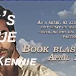 Blast: Sheik's Rescue (Desert Justice #2) by Ryshia Kennie ~ Giveaway/Excerpt