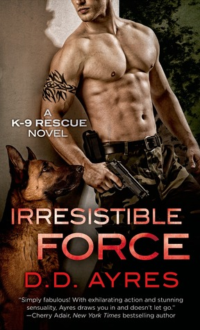 Irresistible Force Book Cover
